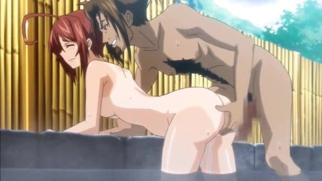 Cartoon Doggy Style Porn - Anime Dude Pounding Pigtailed Chick In Doggy Style