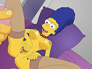 the simpsons pleasing themselves