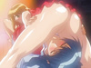 Cute anime chicks burning of their lust and pleasing each other