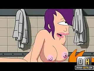 porn leela from futurama