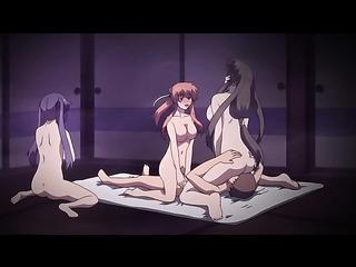 boobilicious pigtailed hentai slut