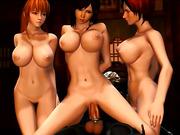 three dirty girls dastardly