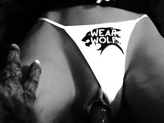 creepy werewolf likes sex